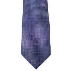 Blue Silk Solid Wide Tie | Bellvue Blue